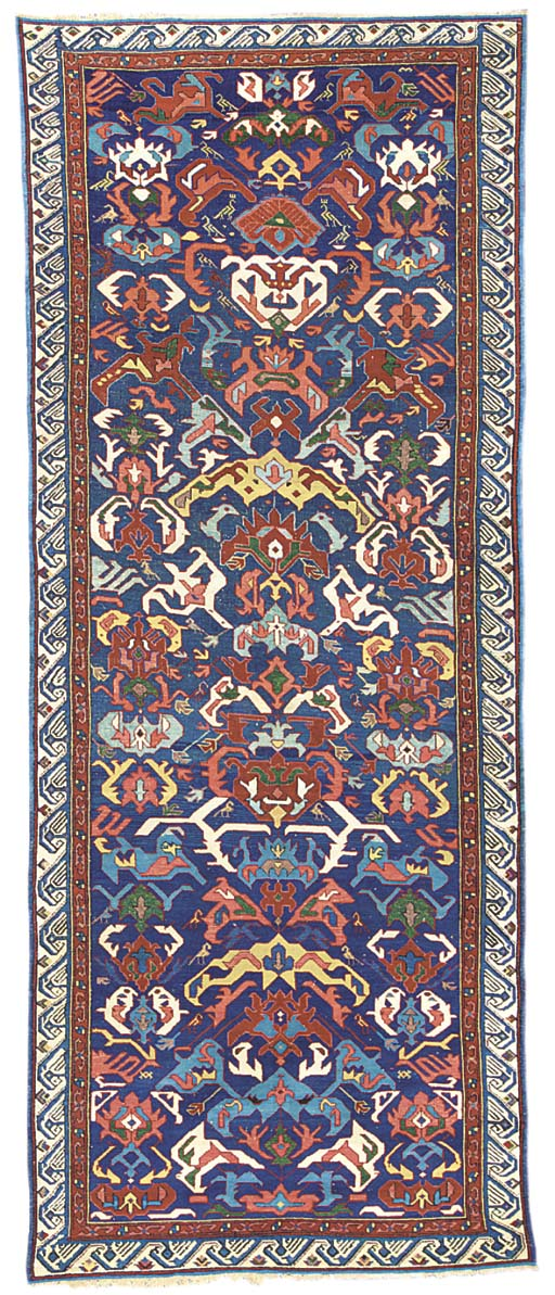 A SEYCHOUR LONG RUG