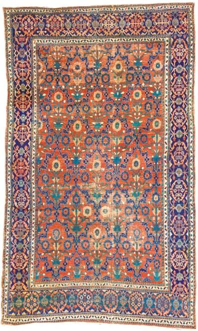 A KASHGAR CARPET
