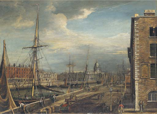 James Hore (fl.1829-1837)