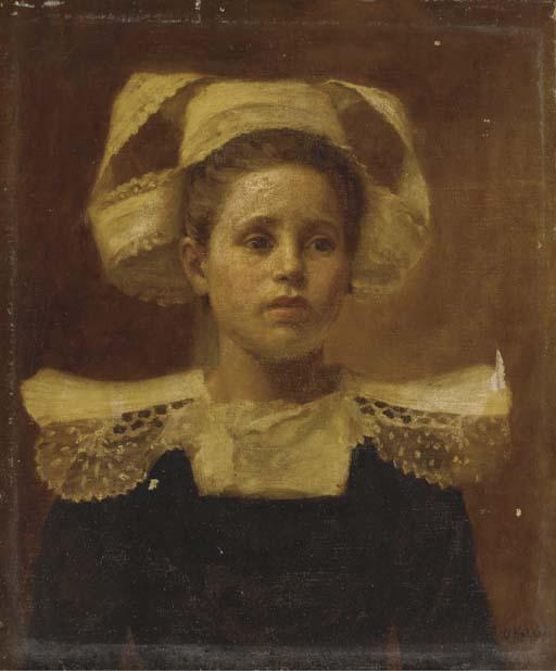 Aloysius O'Kelly (1851-1926)