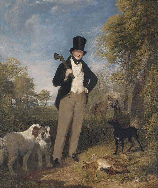 George Robert Lewis (1782-1871