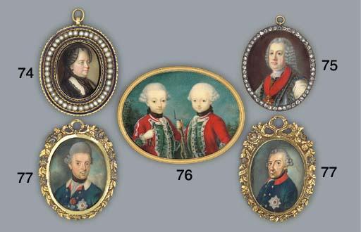 ANTONIO BENCINI (ITALIAN, 1710