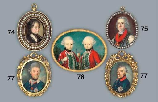 AUSTRIAN SCHOOL, CIRCA 1760