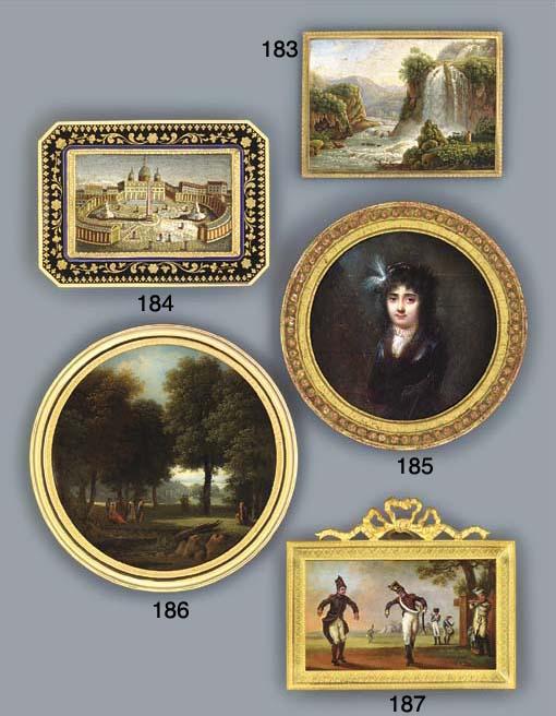 FRENCH SCHOOL, CIRCA 1815