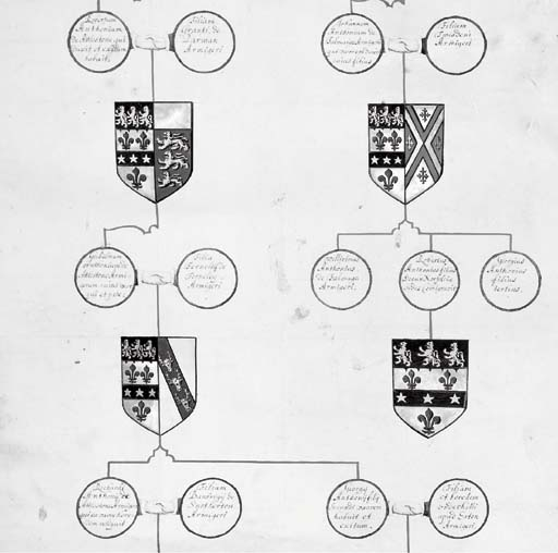 GENEALOGICAL ROLL OF THE ANTHO