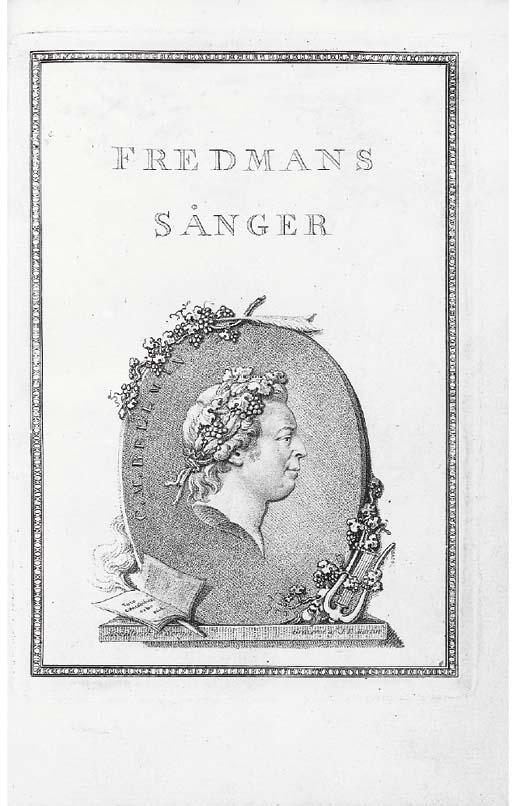 BELLMAN, Carl Michael (1740-17