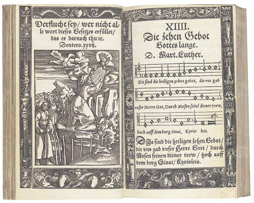 LUTHER, Martin (1483-1546). Ge