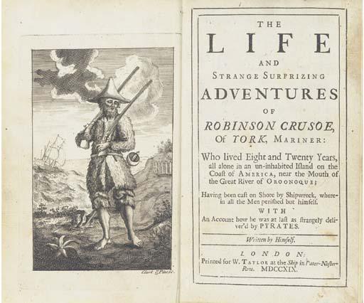 [DEFOE, Daniel (ca. 1660-1731)