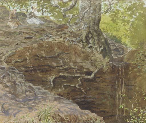 Thomas Matthews Rooke, R.W.S.