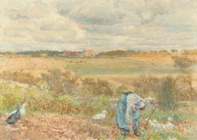 Lionel Percy Smythe, R.A., R.W