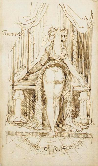 Johann Heinrich Fuseli, R.A. (