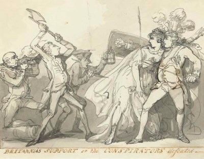 Thomas Rowlandson (1756-1827)