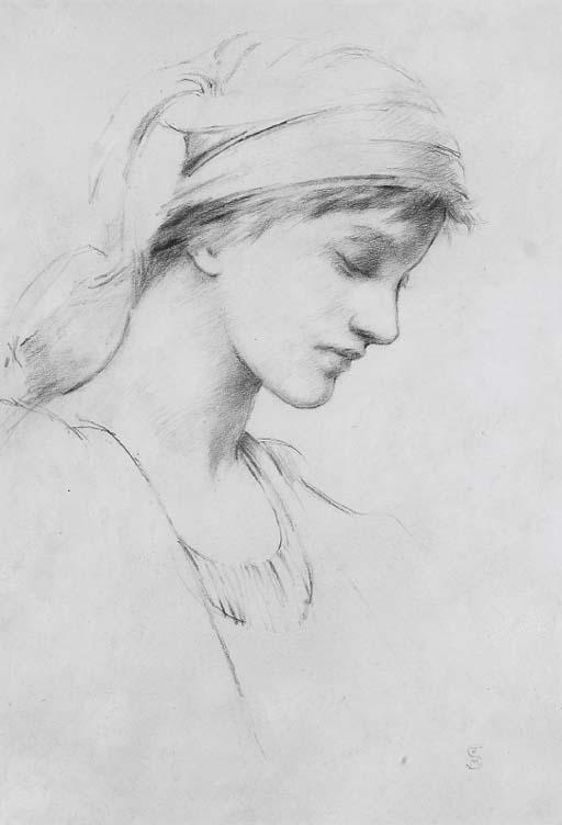 John Melhuish Strudwick (1849-