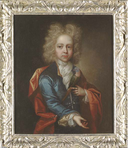 William Gandy (c.1655-1729)