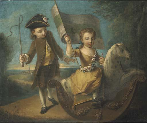 Philip Mercier (?1689-1760)