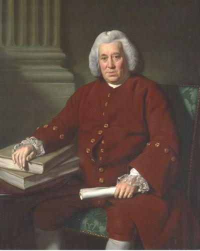 Nathaniel Dance, R.A. (1735-18
