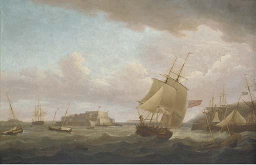 Thomas Whitcombe (1763-c.1834)
