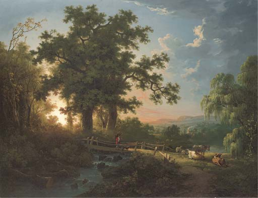 Abraham Pether, R.A. (1756-1812)