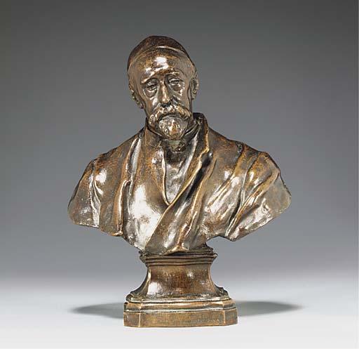 Sir Alfred Gilbert, M.V.O., R.