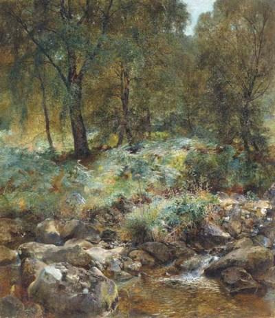 Alfred William Hunt, R.W.S. (1