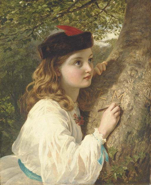 Sophie Anderson (1823-1903)