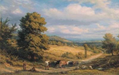 James Thomas Linnell (1820-190