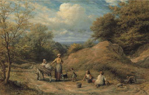 James Thomas Linnell (1820-1905)