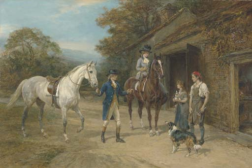 Heywood Hardy, A.R.W.S. (1842-