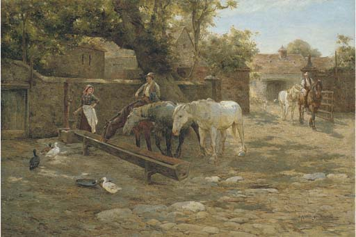 Joseph Harold Swanwick (1866-1
