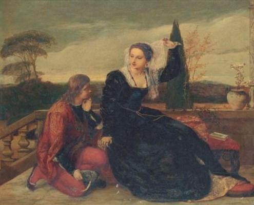 James Clark Hook, R.A. (1819-1