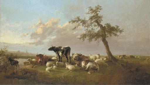 Thomas Sidney Cooper, R.A. (1803-1902)