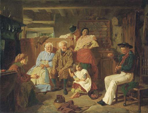 William Henry Midwood (fl. 186