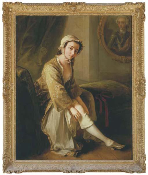 Philip Mercier (c.1689-1760)