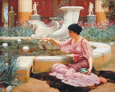 John William Godward, R.B.A. (