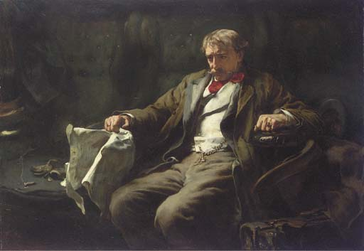 Frank Holl, R.A. (1845-1888)