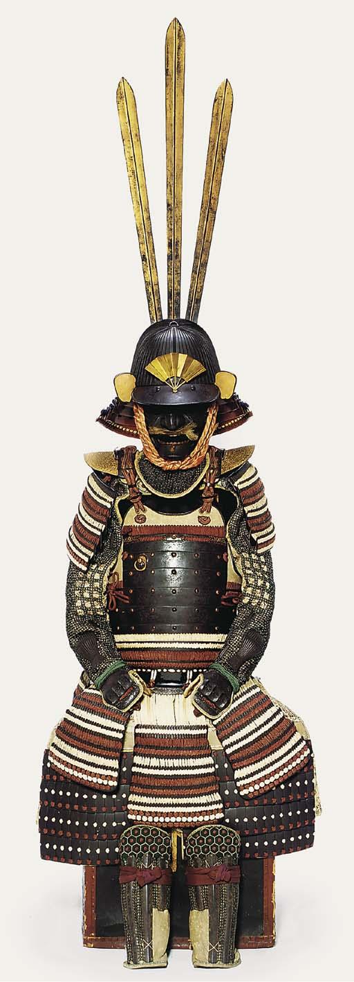 A KOSHI TORI DO GUSOKU [ARMOUR