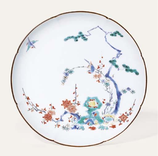 A Kakiemon Dish