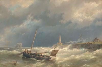 Hermanus Koekkoek (Dutch, 1836