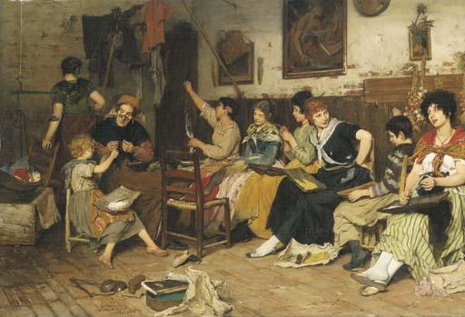 Cecil van Haanen (Dutch, 1844-