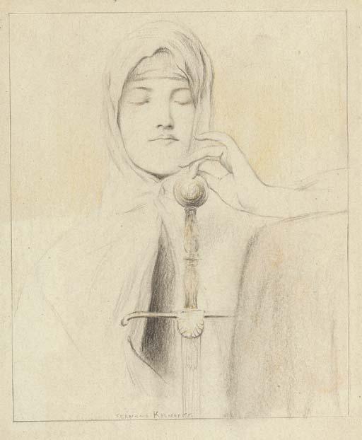Fernand Khnopff (Belgian, 1858