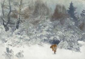 Bruno Andreas Liljefors (Swedish, 1860-1939)