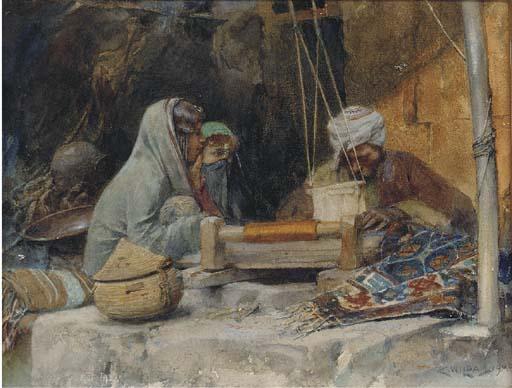 Charles Wilda (Austrian, 1854-