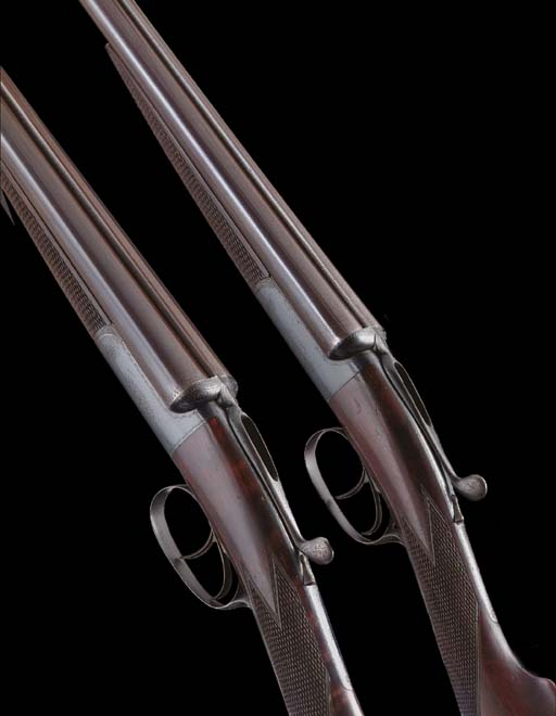 A FINE PAIR OF 28-BORE 'THE ED