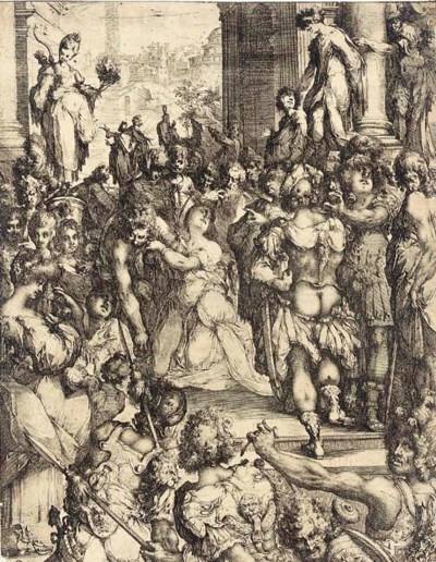 Jacques Bellange (active 1600-