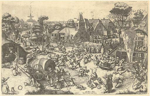After Pieter Brueghel the Elde