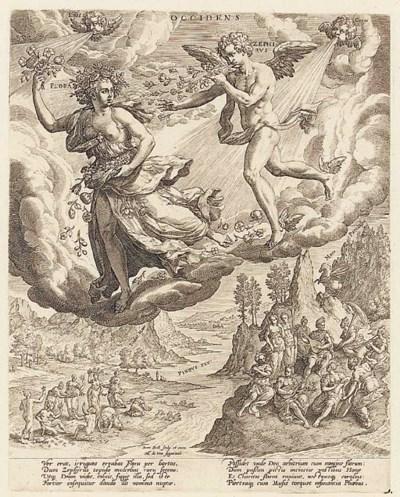 After Martin de Vos (1532-1603