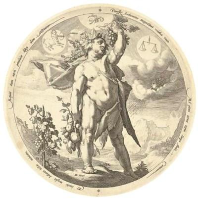 After Hendrick Goltzius (1558-
