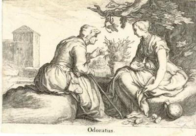 After Abraham Bloemart (1564-1