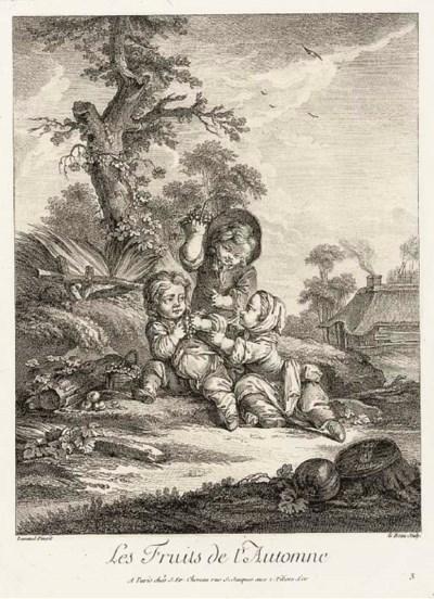 Pierre-Adrien Le Beau (b. 1700