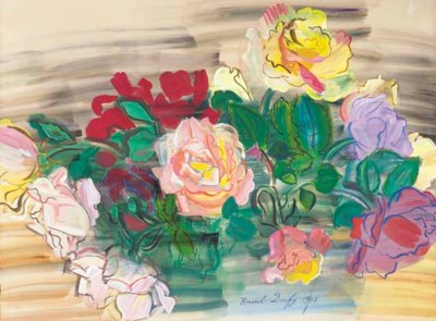 Raoul Dufy (1877 - 1953)